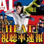 【速報】HEAT8話視聴率!ネタバレ・あらすじ!AKIRA完全終了のお知らせ