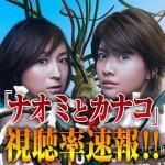 【速報】「ナオミとカナコ」最終回視聴率!広末もう主演は無い!??